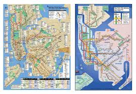 Interactive Nyc Subway Map by Printable New York City Map Amazing Subway Street Map Nyc