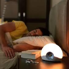sad light alarm clock lumie bodyclock starter 30 wake up light alarm clock with sunrise