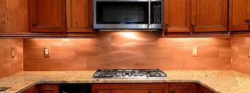 copper kitchen backsplash tiles 25 stylish kitchen tile backsplash ideas myhome design remodeling