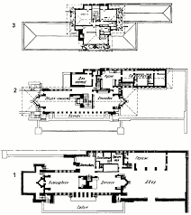 robie house plan house design plans