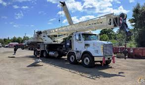 2017 terex crossover 8000 crane for in oakville ontario on