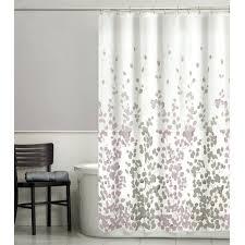 ideas black curtain sheer modern shower curtain rods shower pics
