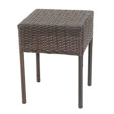small outdoor accent tables patio dining sets patio coffee table outdoor square side table