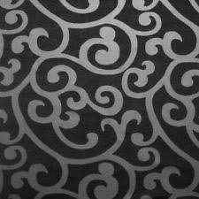 Caravan Upholstery Fabric Suppliers Next Charcoal Grey Chenille Plain Soft Seating Sofa Upholstery