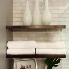 Espresso Floating Shelves photos hgtv