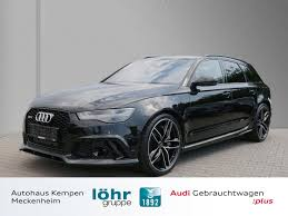 used audi rs6 cars germany