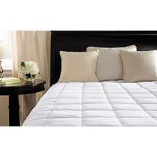 sunbeam king size heated mattress pad white bj u0027s wholesale club