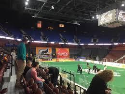 Mohegan Sun Arena Floor Plan Floor Of The Mohegan Sun Arena Picture Of Mohegan Sun Arena