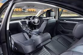 volkswagen sedan interior 2017 volkswagen passat review