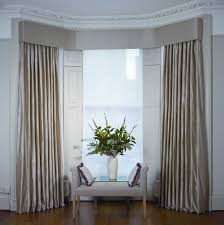 Window Box Curtains Curtains Blinds Bay Windows Antique Copper Nepal And Swag