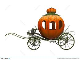 pumpkin carriage cinderella pumpkin carriage illustration 48158162 megapixl