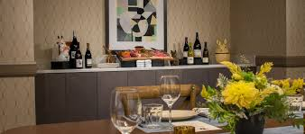 Wet Bar In Dining Room Duniway Portland Hilton Downtown Meeting And Event Space
