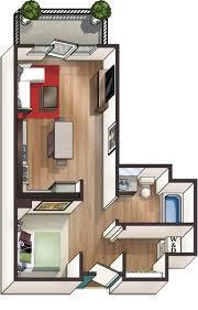 lease luxury studio apartments in san jose carmel the village