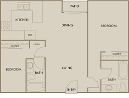 Ucla Floor Plans Apartment Homes In Los Angeles Sunset Barrinton Gardens
