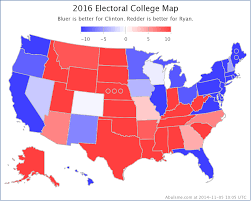 Electoral Votes Per State Map by Abulsme Com Electoral College A Tour Of The 2016 Site