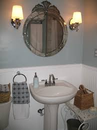 bathroom incredible bathroom design ideas with oval unframed