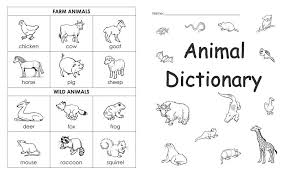 pet animals worksheets for preschoolers write the missing letter