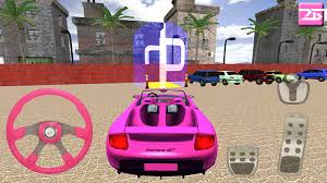 real barbie cars car parking game 3d android apps on google play