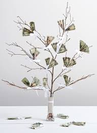 wedding money registry money tree wedding diy 7 creative ways to gift shari s