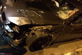 Bmw M3 Old - 23 yr old bmw m3 driver rams into honda activa kills two