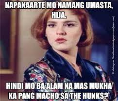 Filipino Memes - chantal andere as senyora santibañez funny memes the most ever