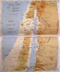 Biblical Maps Bible Maps Resources Sel Maria Bunda Karmel