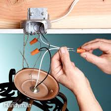 light fixtures installing a light fixture easy simple guide