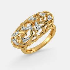 beautiful ladies rings images Diamond rings buy 1100 diamond ring designs online in india png