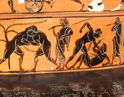Ancient Greek Vase Painting The Getty Villa Guide To The Ancient Olympics The Getty Iris