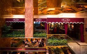 Vanity Restaurant Vanity Fair Trump Grill Review Insidehook