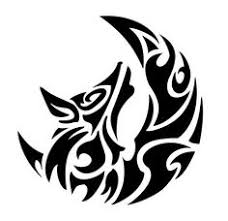 polynesian tribal werewolf tattoo tattoos pinterest