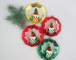 candle ornaments etsy