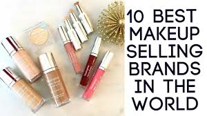 top 10 best selling makeup products in the world youtube