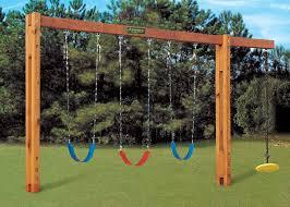 Backyard Swing Ideas Back Yard Swings Best 25 Backyard Swings Ideas On Pinterest