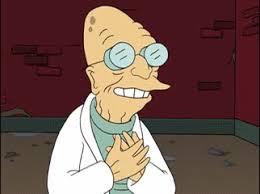 Professor Farnsworth Meme - professor farnsworth saying oh i made myself sad gifrific