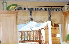 curtains amazing kitchen curtains with valance custom bathroom