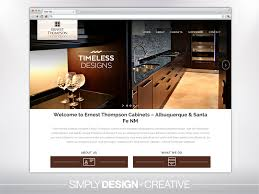 online marketing u0026 web portfolio logo website design by simply