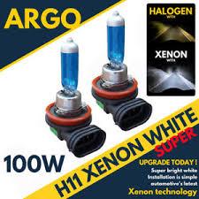 audi a6 fog light bulb audi a6 c6 h11 100w clear white halogen xenon hid front fog light