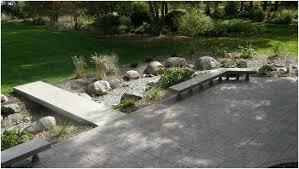 backyards terrific backyard drainage trench with rocks 79 water