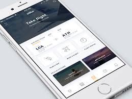 design application ios airways ios app ios airline uielement design pinterest ios