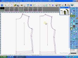 pattern and grading software apparel cad grading software avi youtube