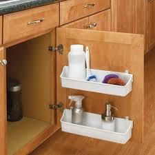 Kitchen Sink Cabinet Tray by 217 Best Organize Under Sink Images On Pinterest Bathroom Ideas