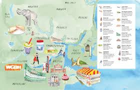 Boston University Campus Map Tufts Map Tufts University Map United States Of America