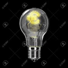 Light Type Light Bulb Classic Type The Filament Is Of The Shape Of Euro