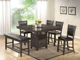 crandall grey pub table set andrew u0027s furniture and mattress