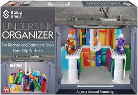 kitchen sink cabinet caddy expandable sink organizer and storage i bathroom the sink organizer kitchen sink shelf i cleaning supplies organizer sink