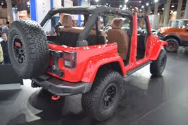red jeep 2016 mopar unveils jeep wrangler red rock concept onallcylinders