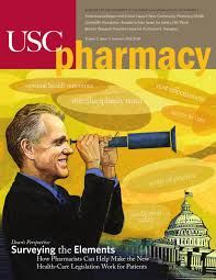 Jeffrey Miller Usc by Usc Pharmacy Magazine Summer Fall 2010 By University Of Southern