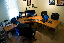 work from home office telecommuting tips setting up a home office drive less save more