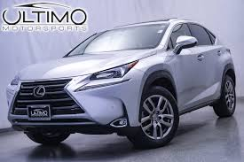 lexus enform connect to vehicle pre owned 2015 lexus nx 200t suv in warrenville um2538 ultimo